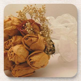 結婚式の招待状 ドリンクコースター