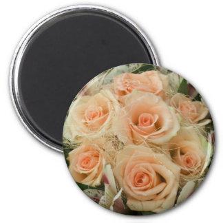 結婚式の花束 冷蔵庫マグネット