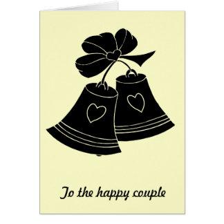 結婚式の鐘 カード