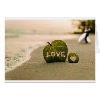 結婚式愛 カード