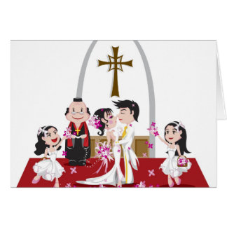 結婚式招待状 カード
