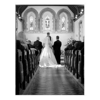 結婚式 葉書き