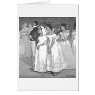 結婚披露宴 カード