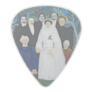 結婚披露宴、c.1905 アセタール ギターピック
