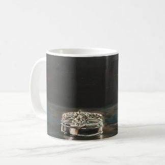 結婚指輪のコーヒー・マグ コーヒーマグカップ