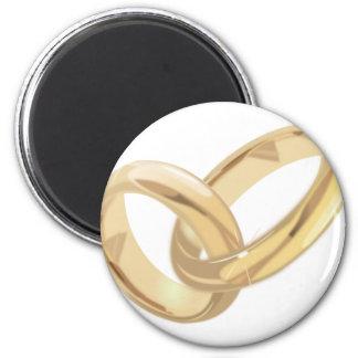 結婚指輪 マグネット