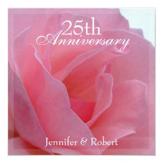 結婚記念日の招待状 13.3 スクエアインビテーションカード