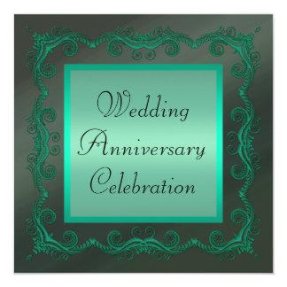 結婚記念日 13.3 スクエアインビテーションカード