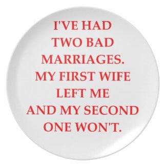 結婚 プレート