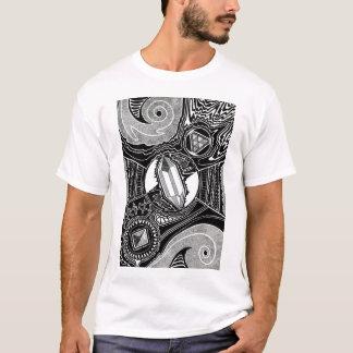 結晶学 Tシャツ