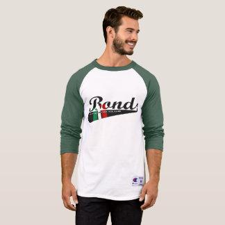 結束の野球のウォーミングアップ Tシャツ