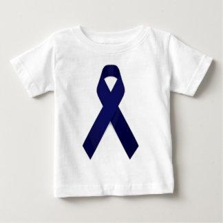 結腸癌の認識度 ベビーTシャツ