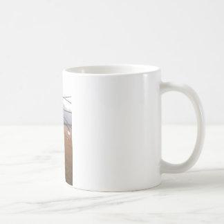 結露の先端のマツ針 コーヒーマグカップ