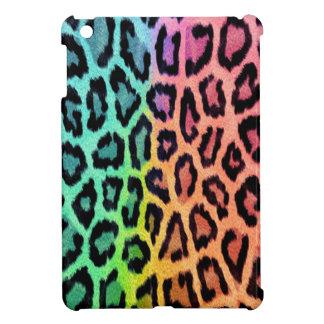 絞り染めのヒョウのプリント iPad MINI CASE