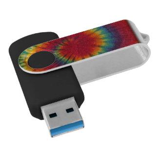 絞り染めのフラッシュドライブ USBフラッシュドライブ
