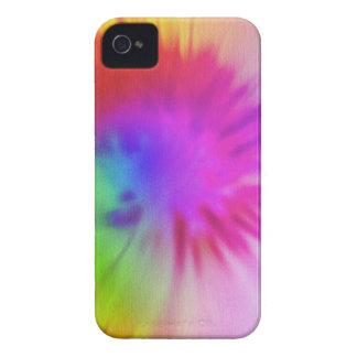 絞り染めの穹窖の箱 Case-Mate iPhone 4 ケース