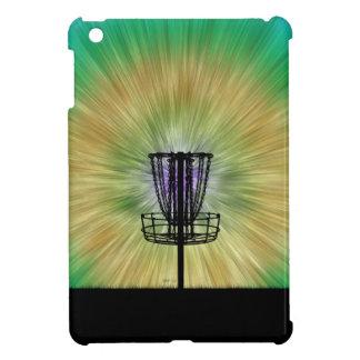 絞り染めディスクゴルフバスケット iPad MINI CASE