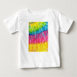 絞り染め#2 ベビーTシャツ