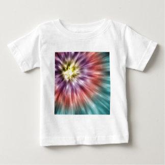 絞り染め#5 ベビーTシャツ