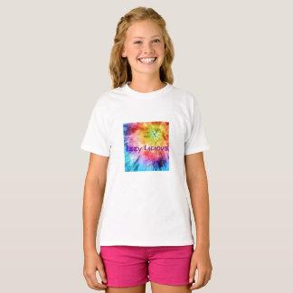 絞り染めIzzyLicious Tシャツ