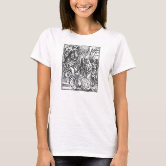 |絞首刑法皇 Tシャツ