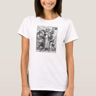 |絞首刑知事 Tシャツ