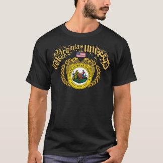統一されたなウェストヴァージニア Tシャツ