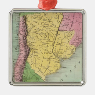 統一されたな地域、唐辛子およびパタゴニア メタルオーナメント