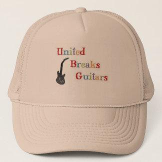 統一されたな壊れ目のギター キャップ
