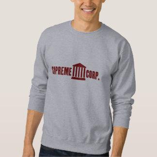 統一されたな市民= Supreme Corp. スウェットシャツ