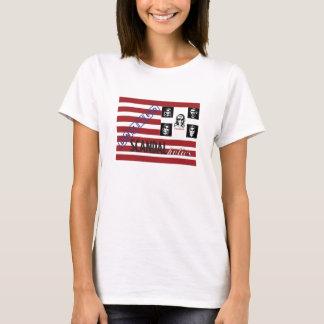 統一されたなscandalholics tシャツ
