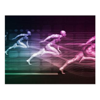 統合されたソリューションおよび高性能の速度 ポストカード