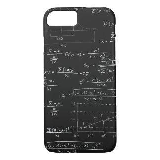 統計量の黒板 iPhone 8/7ケース