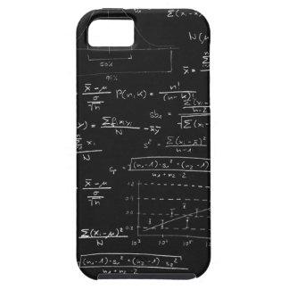 統計量の黒板 iPhone SE/5/5s ケース