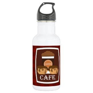 絵のおいしいコーヒー ウォーターボトル