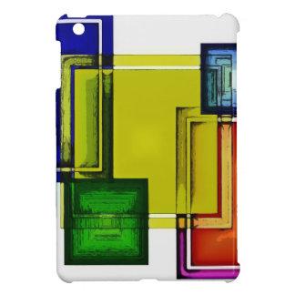 絵の具箱のブランド iPad MINIカバー