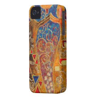 """絵を描いている""""真珠ダイバー"""" - iPhone 4/4Sのケース Case-Mate iPhone 4 ケース"""