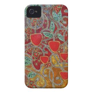 """絵を描く""""イブりんご""""の- iPhone 4やっとそこに Case-Mate iPhone 4 ケース"""