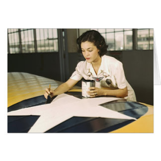 絵画の翼の記章1942年 カード
