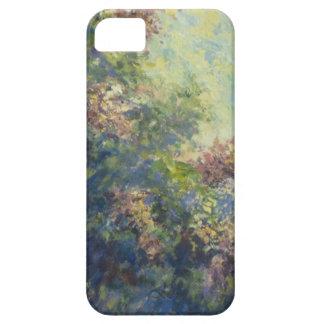 絵画の電話箱 iPhone SE/5/5s ケース