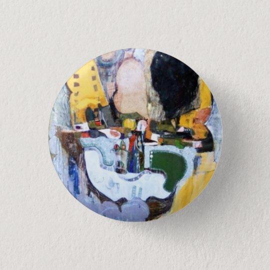 絵画 缶バッチ。 3.2CM 丸型バッジ