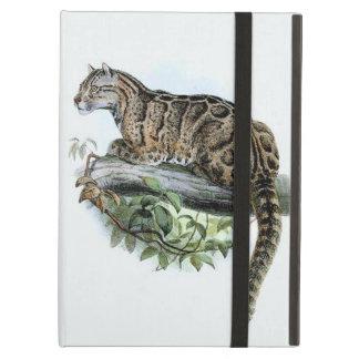 絶えたフォーモサのヒョウのジャングル・キャット iPad AIRケース