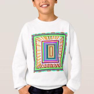 絶好の機会: エレガントなエネルギーデザインのギフト スウェットシャツ