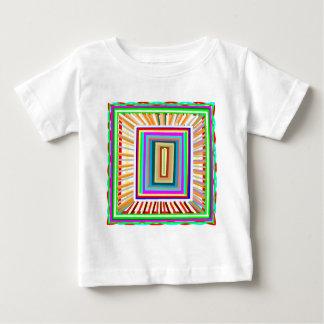 絶好の機会: エレガントなエネルギーデザインのギフト ベビーTシャツ