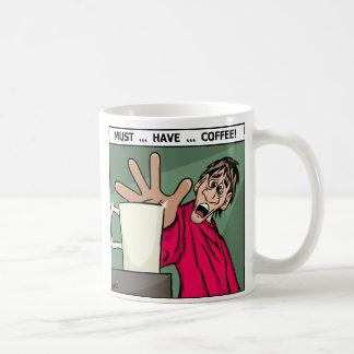 絶対必要にコーヒー・マグがあります コーヒーマグカップ