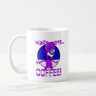 絶対必要は……コーヒーを食べます! コーヒーマグカップ