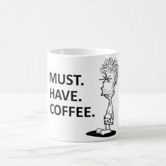 絶対必要。 持って下さい。 コーヒー コーヒーマグカップ