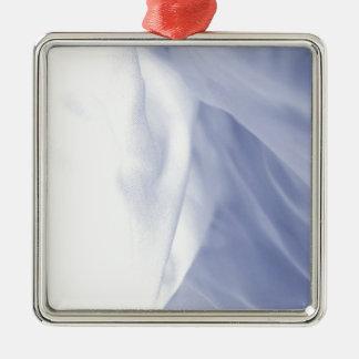 絹のデザイン メタルオーナメント