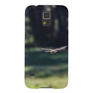 絹の翼ですべること GALAXY S5 ケース