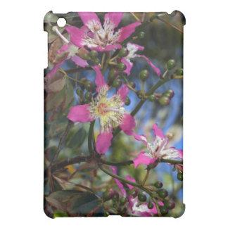 絹の花 iPad MINIケース